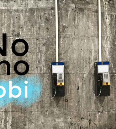 No Mobile Phobia: NOMOFOBİ